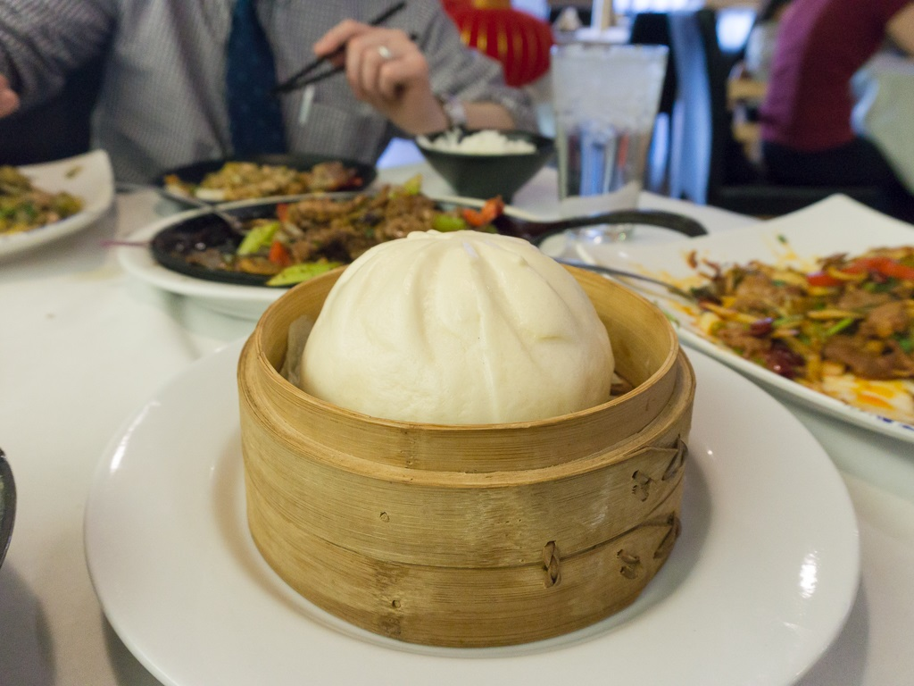 hot dynasty steamed dumpling
