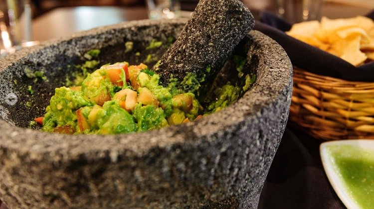 alamexo tableside guacamole