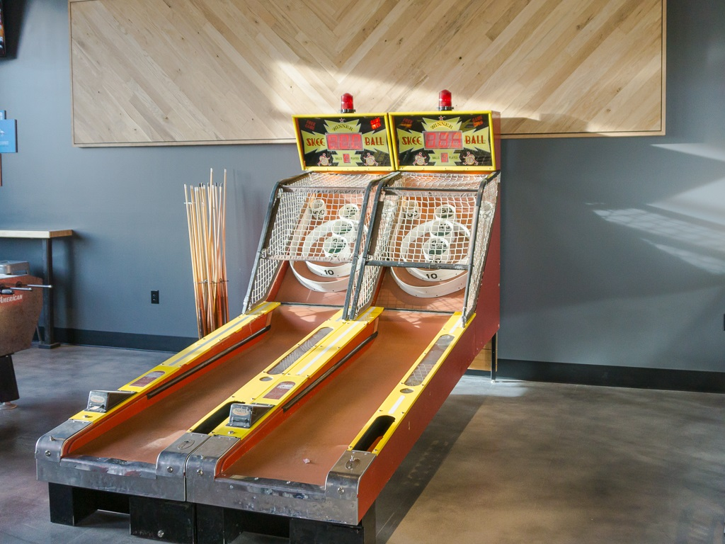Skee ball anyone?