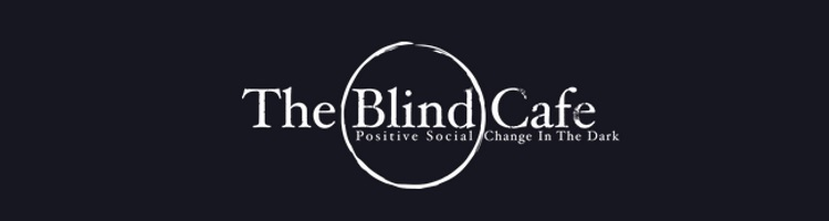 the blind cafe logo