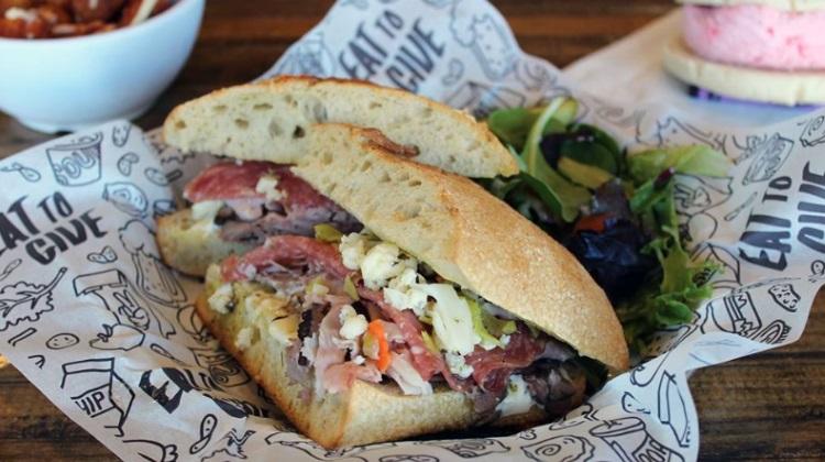 even stevens muffaletta sandwich