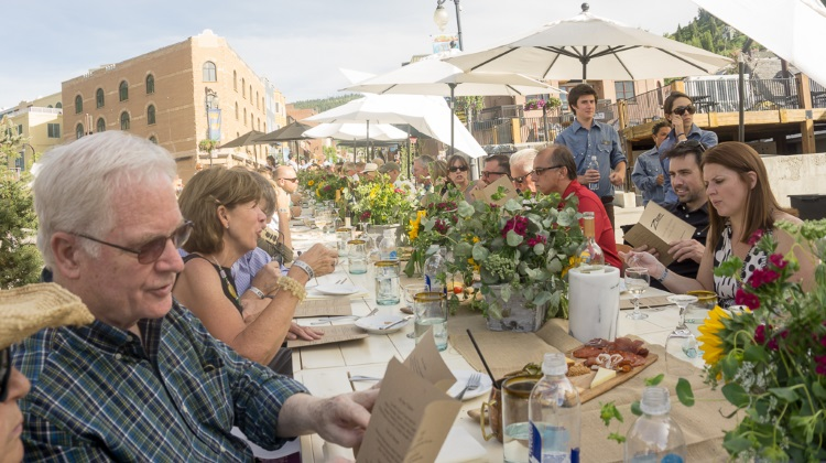savor the summit main street 2015 zoom dining