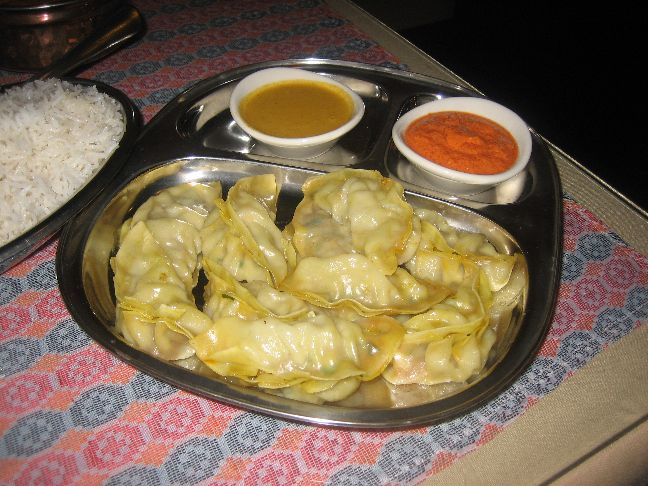 of how Nepalese food can