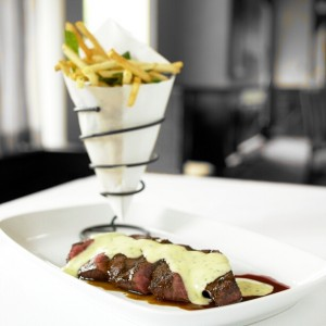 bambara steak frites