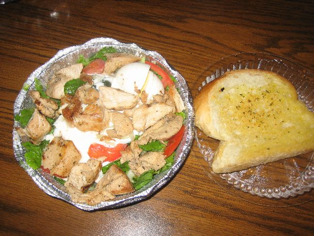 Mad greek restaurant take out review