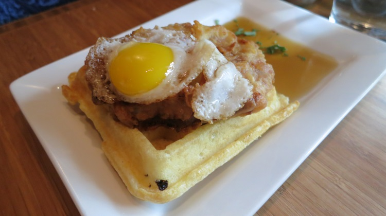 avenues proper chicken and waffles