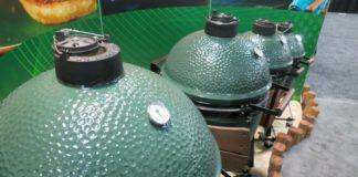 big green eggs at hpbexpo
