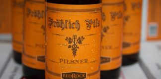red rock brewing frohlich pils
