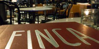 finca menu at new location