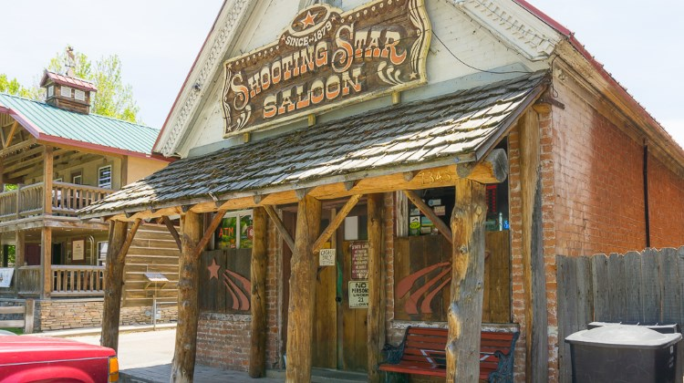 Shooting Star Saloon exterior