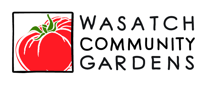 Wasatch Community Garden logo