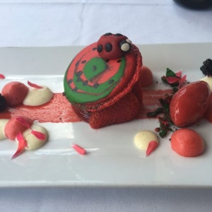 Strawberry Macaron 350 main