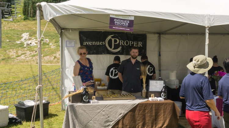 Taste Of The Wasatch 2015 avenues proper
