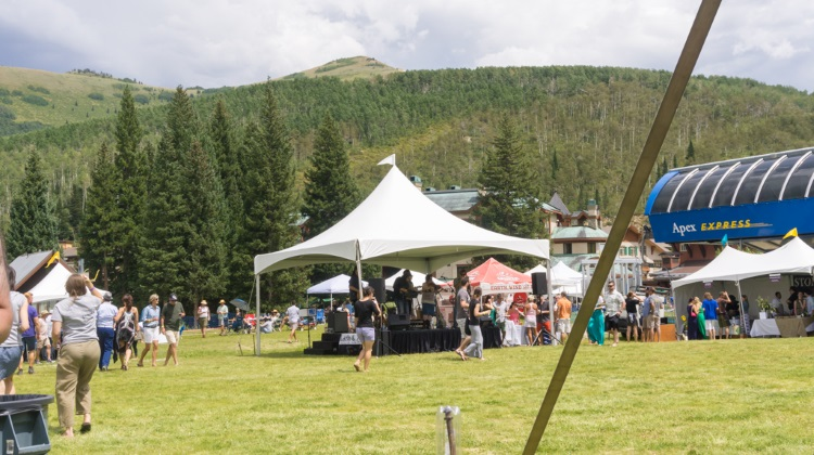 Taste Of The Wasatch 2015 entertainment