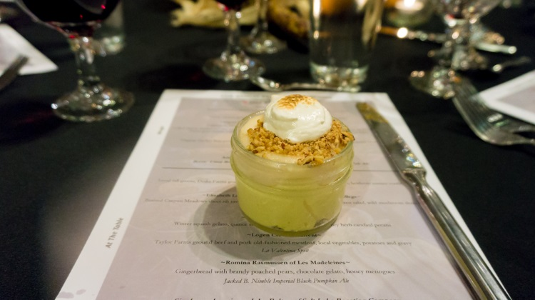 feast of five senses 2015 amber billingsley squash gelato