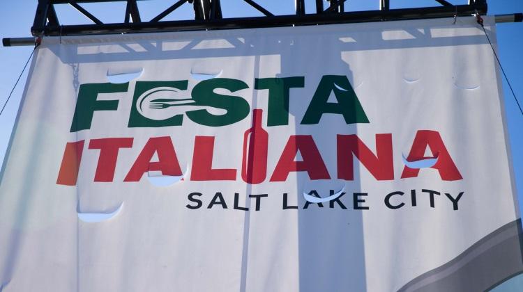 festa italiana banner