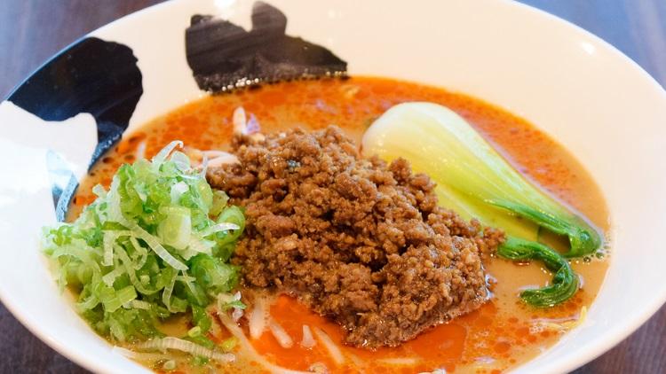 JINYA ramen bowl: spicy umami miso ramen bowl