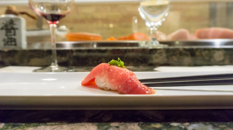 Naked Fish Japanese Bistro: don't mourn the loss of nigiri, get ready fro what's next