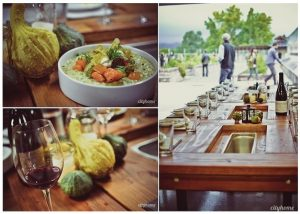 pago-frog-bench-farms-dinner