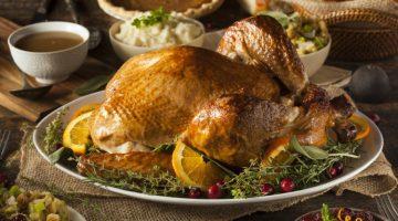 Thanksgiving dining 2016
