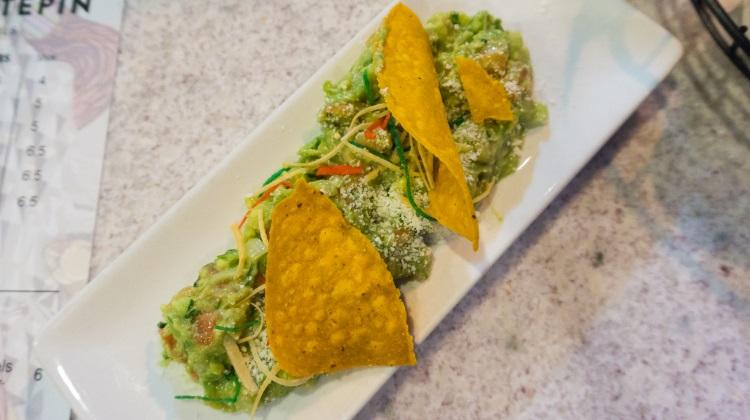 Chile-Tepin - guacamole