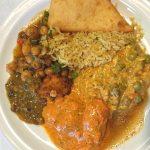kathmandu slc buffet plate