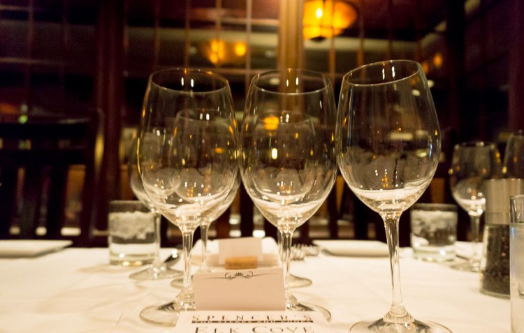 Wine Pairing Salt Lake City