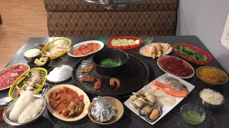 Yeah Hot Pot And Grill - create your own feast
