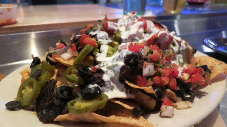Billy Blanco's - nachos