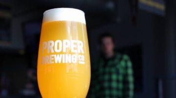 Spring beer news
