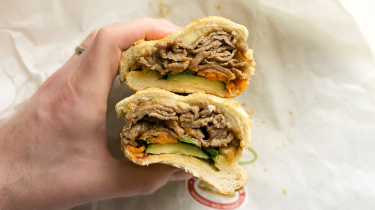 Little Saigon - banh mi