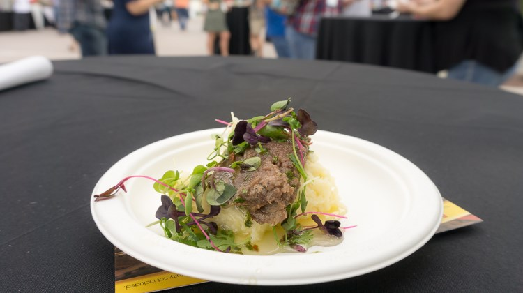 Tastemakers 2016 - random dish from 2016