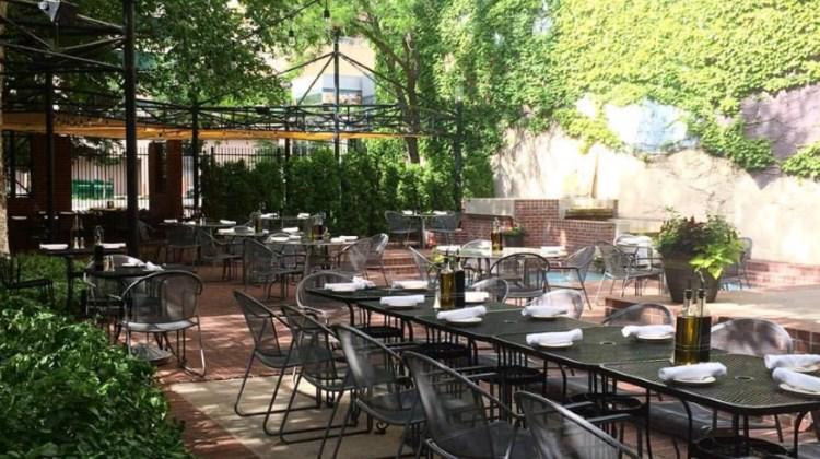 Caffe Molise patio. Credit, Facebook.