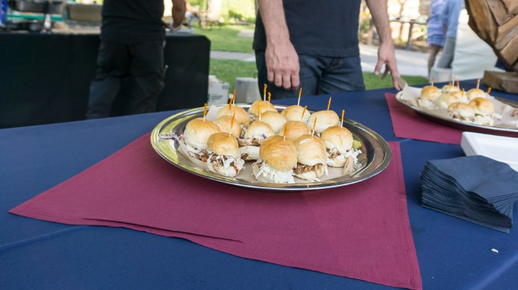 Eat Drink SLC - Bandits sliders in 2016