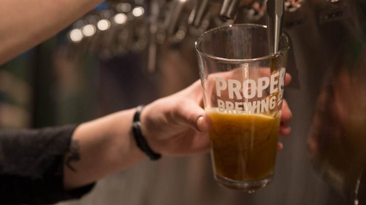 News: Proper Brewing Co, Waterpocket Distillery, Beehive Distilling