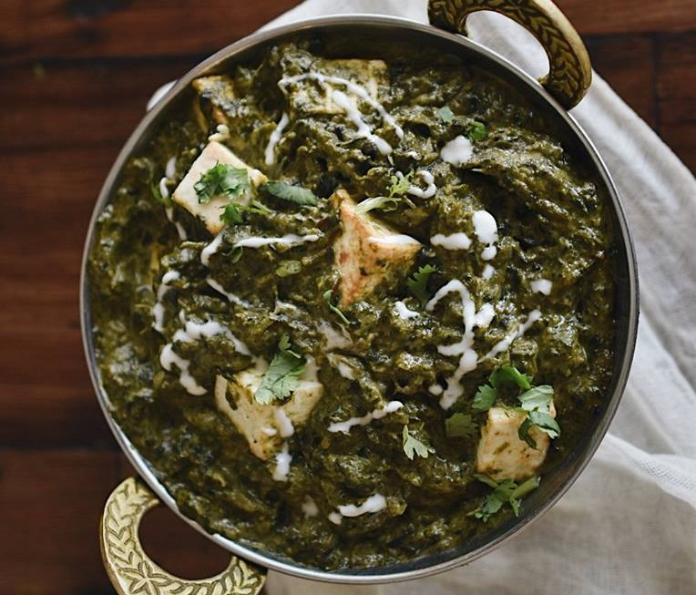 Saffron Valley East India Cafe - saag