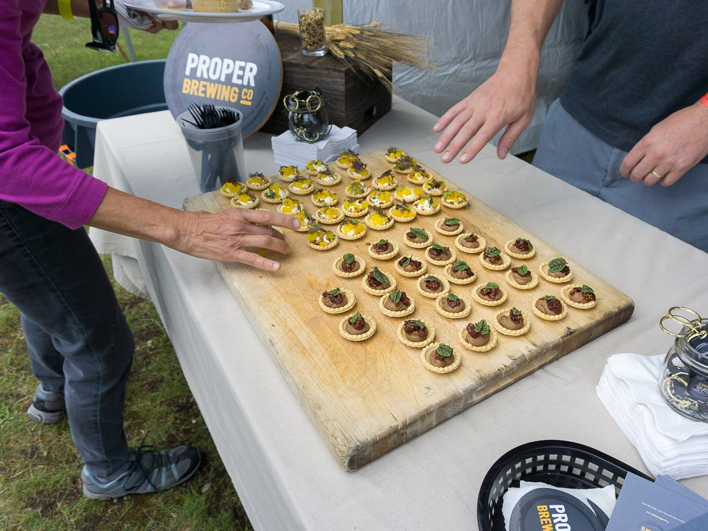 Taste Of The Wasatch 2016 - Proper Co tartlets