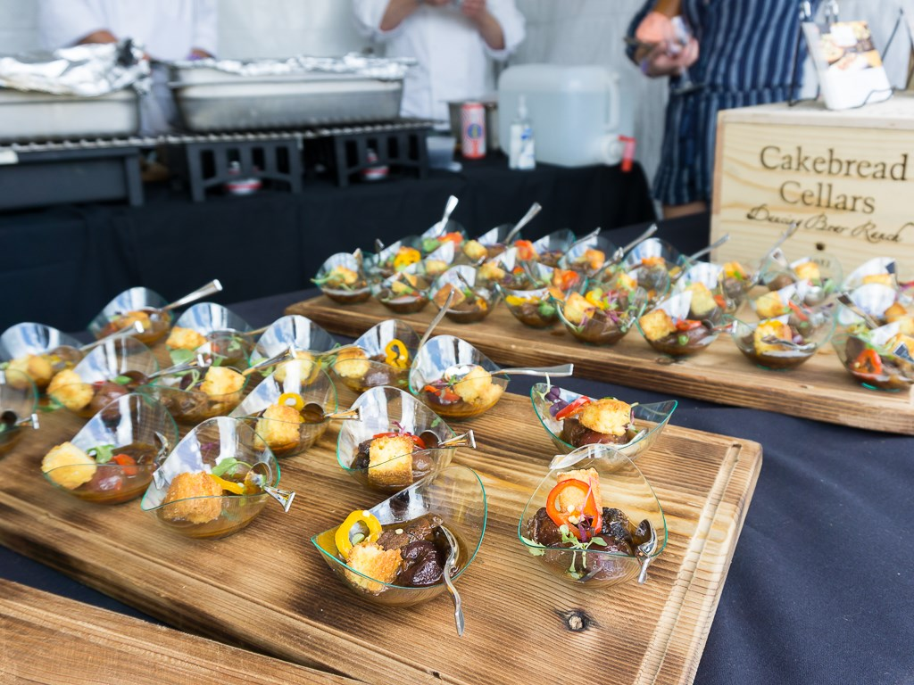 Taste Of The Wasatch 2016 - Riverhorse On Main cuisine