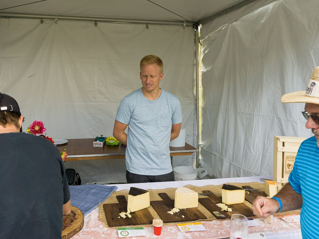 Taste Of The Wasatch 2016 - Beehive Cheese