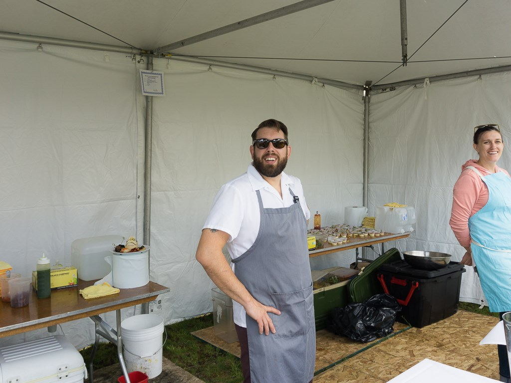 Taste Of The Wasatch 2016 - Chef Phelix Gardner
