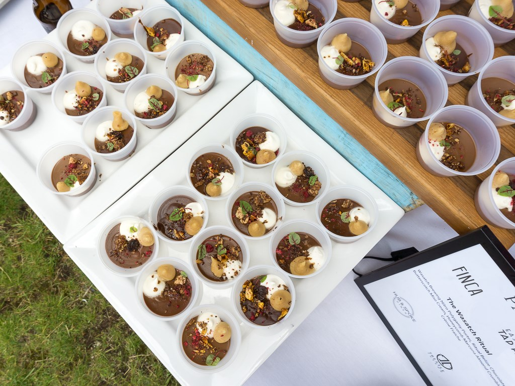 Taste Of The Wasatch 2016 - Dessert is served, again, and again