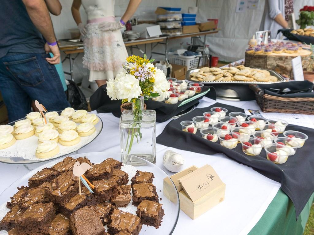 Taste Of The Wasatch 2016 - Dessert is served