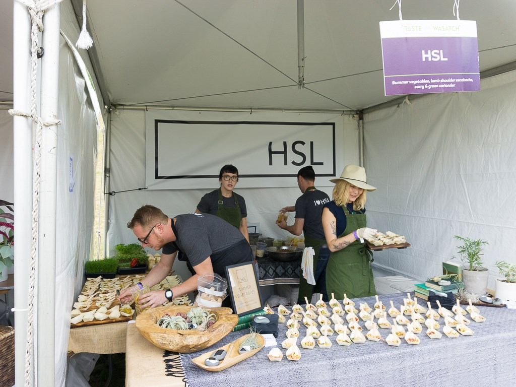 Taste Of The Wasatch 2016 - HSL