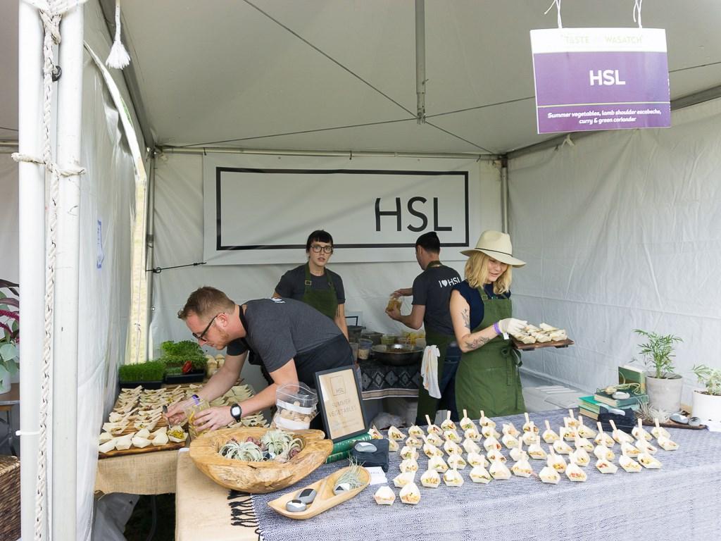 Taste Of The Wasatch 2016 - HSL