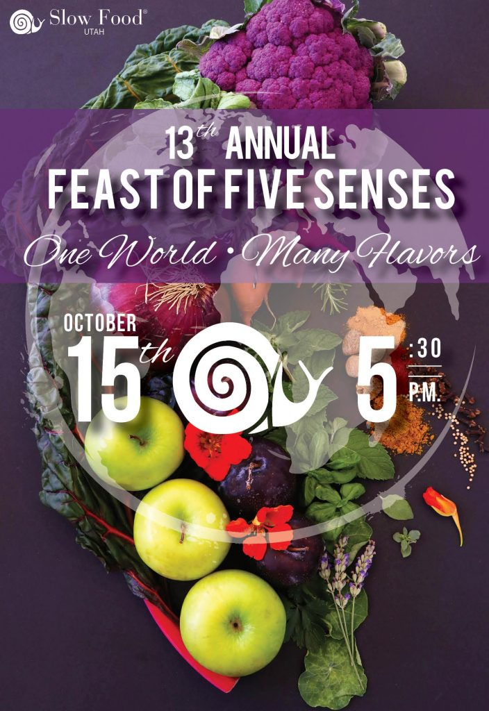 Feast Of Five Senses 2017
