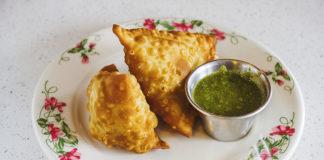 Star Of India - samosa. Credit, Slug Mag and Talyn Sherer