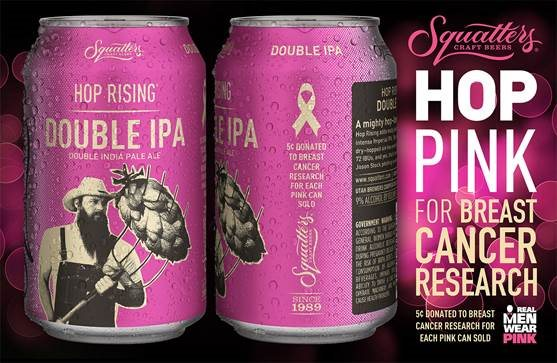 Hop Rising goes pink