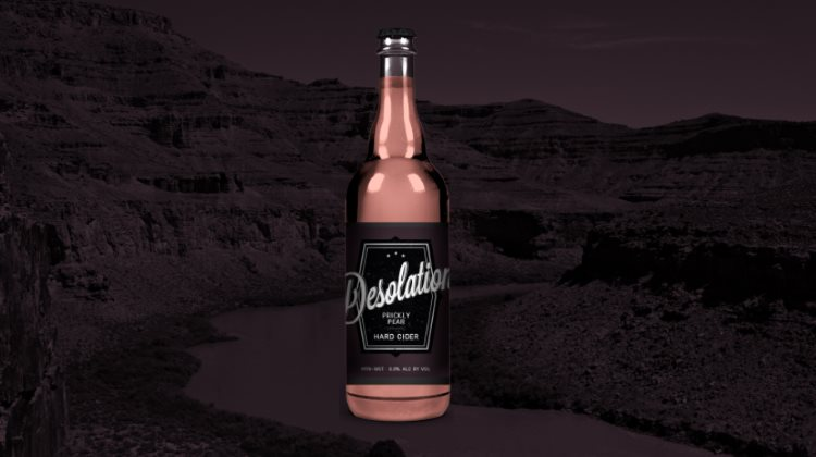 Mountain West Cider - desolation