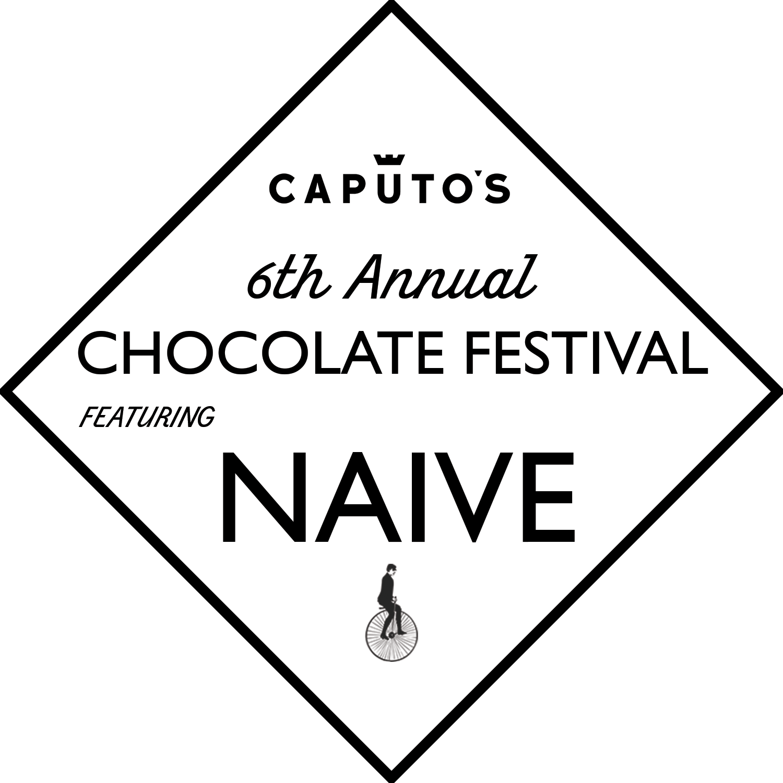 Choc Fest Naive Logo