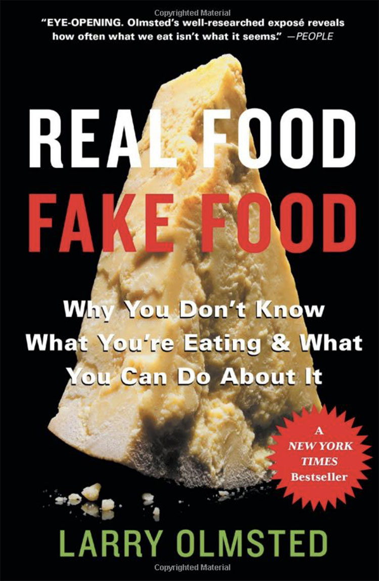 Real Food Fake Food, credit Amazon
